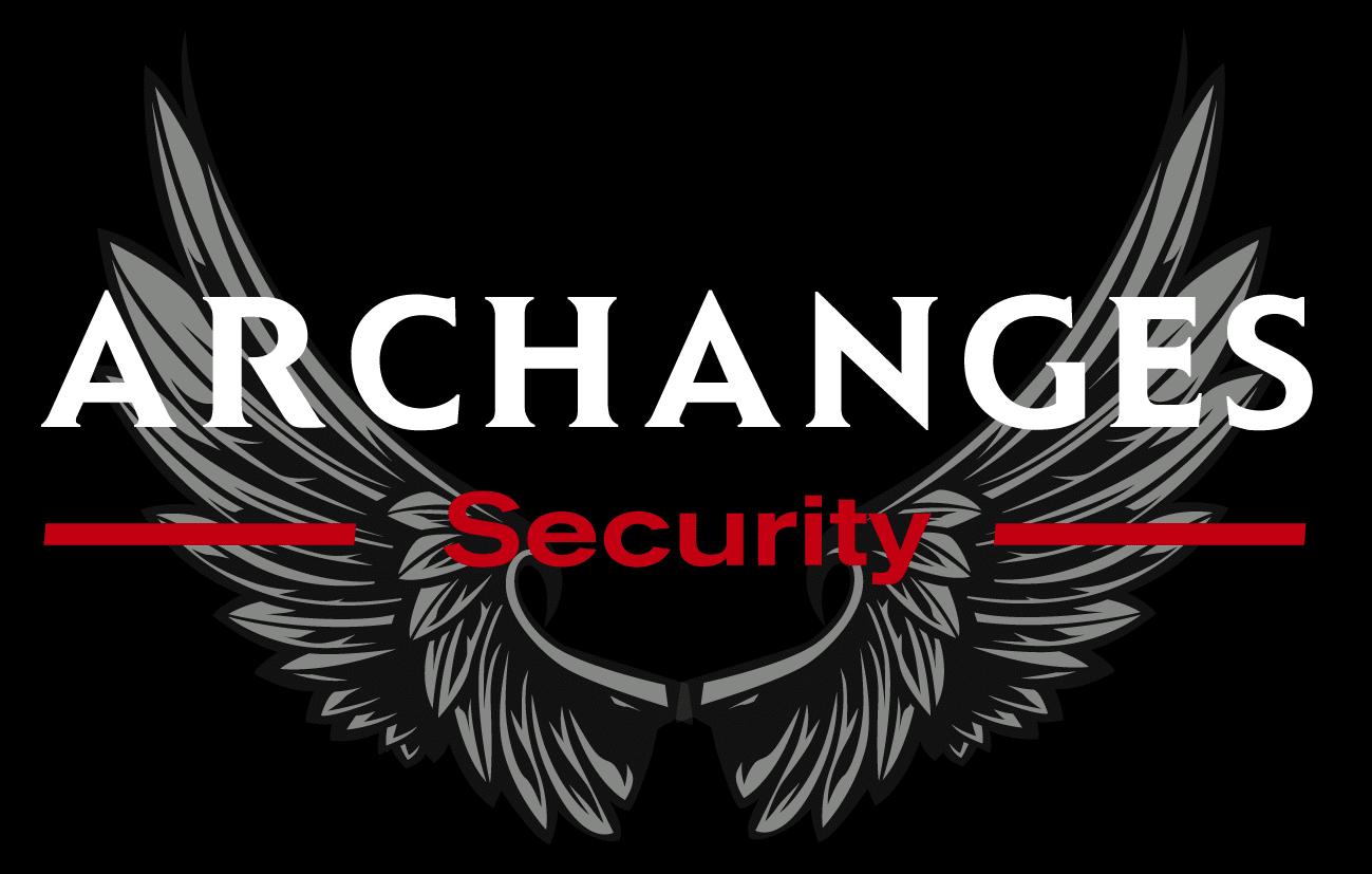 LOGO ARC SECURITY Fond NoirnbspAlarmes ET Sécurité
