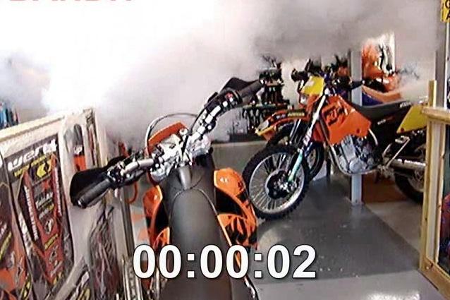 ARC SECURITY Générateur Brouillard Moto 2nbspAlarmes ET Sécurité