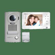 interphonesvidéoKitportiervideomodelejonbspAlarmes ET Sécurité