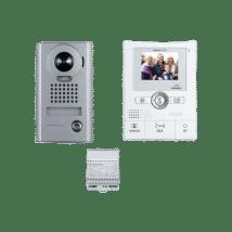 interphonesvidéokitportiervideomodelejknbspAlarmes ET Sécurité