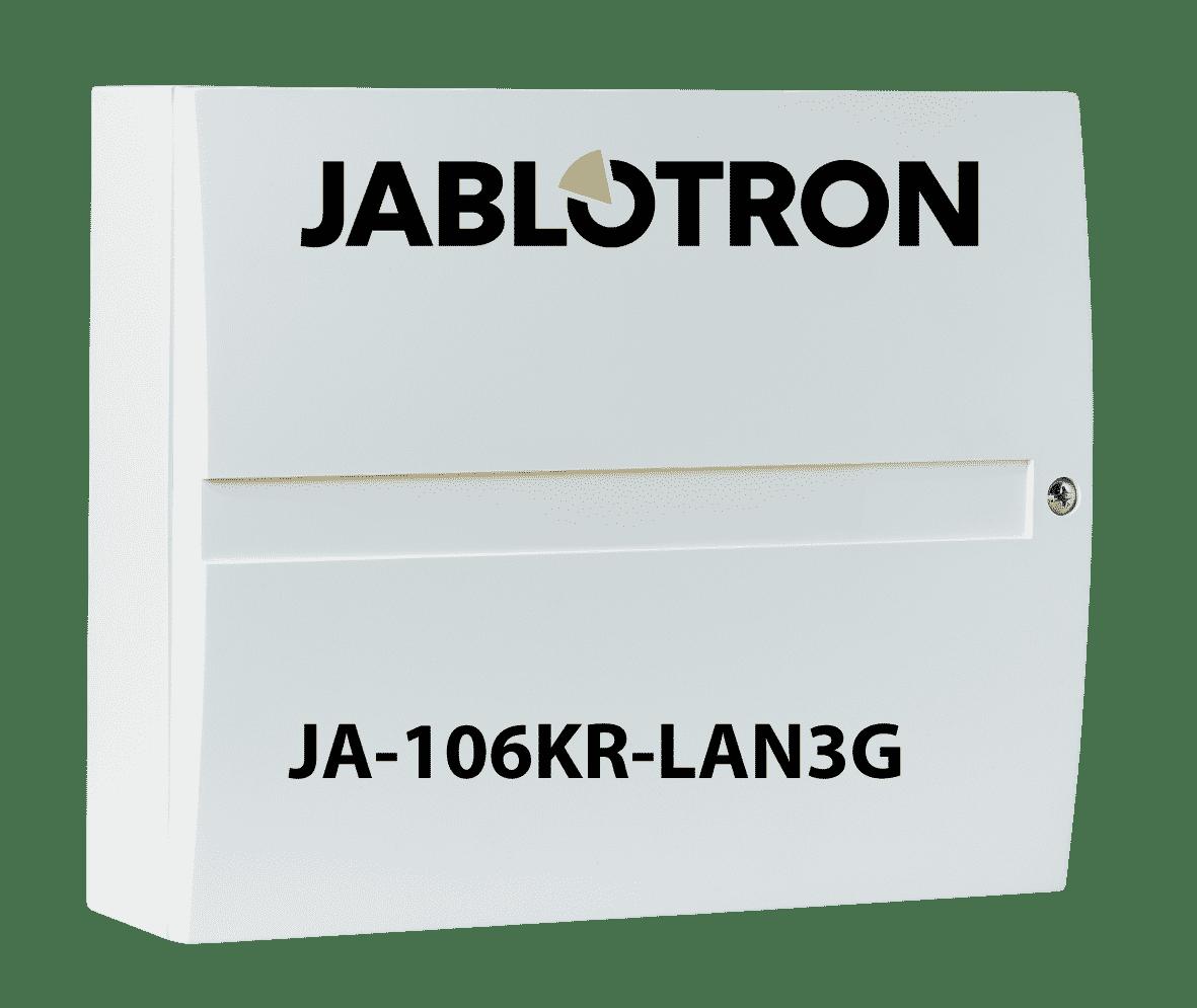 Centrale Alarme Jablotron JA106KRLAN3GnbspAlarmes ET Sécurité